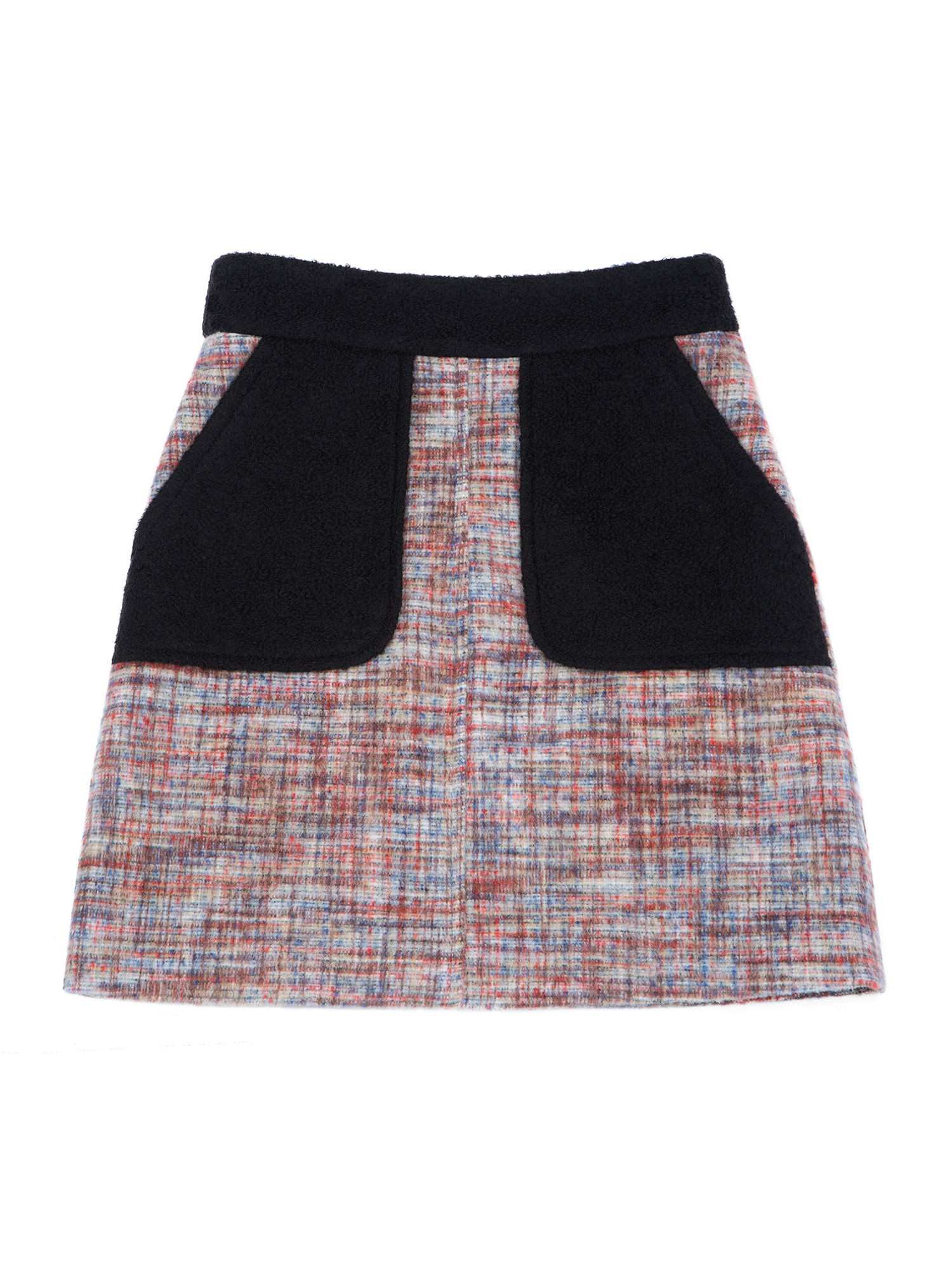 mgmg holiday sketch skirt